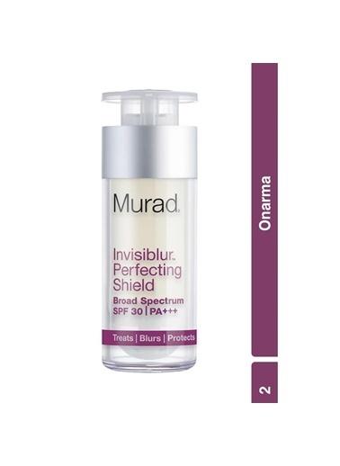 Murad İnvisiblur Perfecting Shield Broad Spectrum SPF30 - Anti Aging Etkili Şeffaf Koruyucu 30 ml Renksiz
